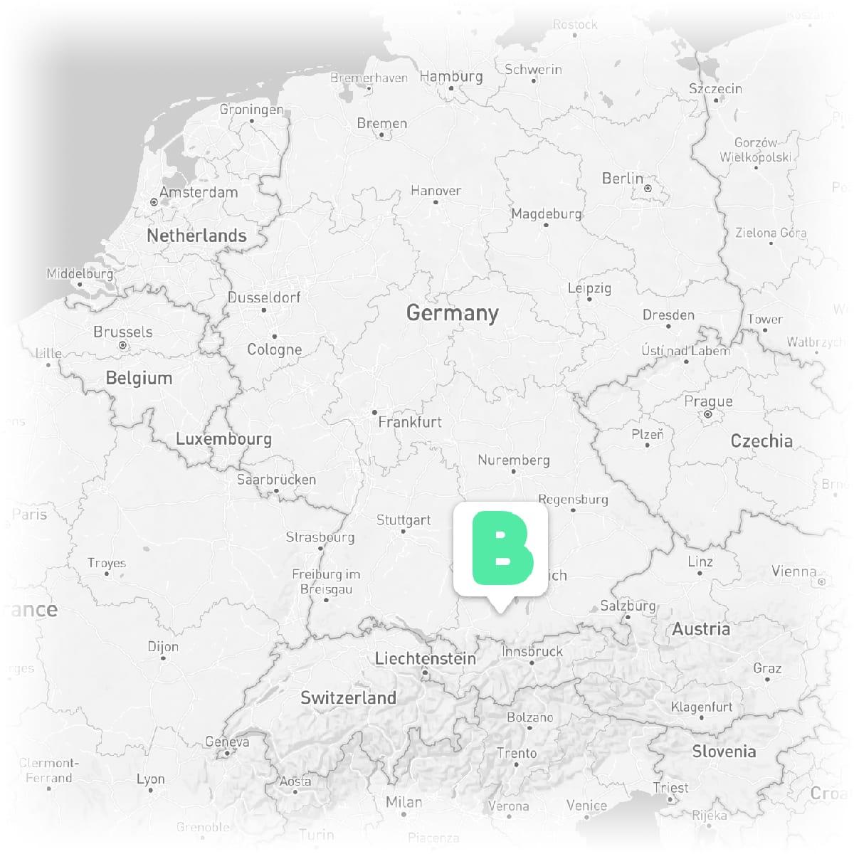 Zechenstr. 10, 86971 Peiting, Deutschland