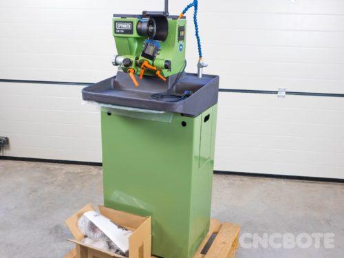 Spinner SM 100-D Werkzeugschleifmaschine Standgerät