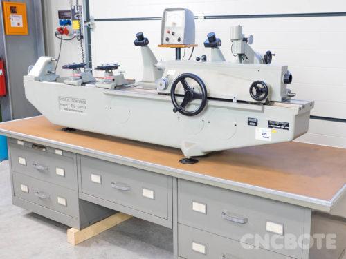 SIP MUL-1000 Messmaschine mit viel Zubehör