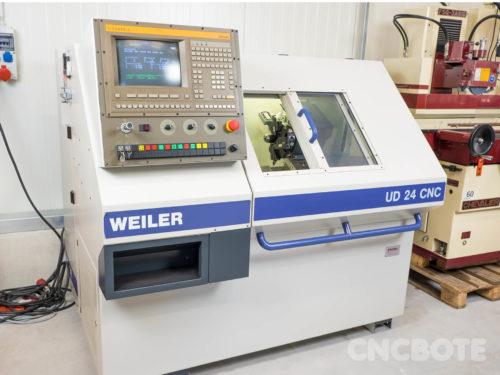 Weiler UD 24 CNC torno