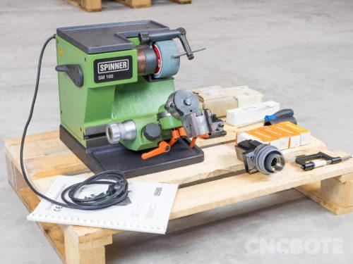 Spinner SM 100-C Werkzeugschleifmaschine