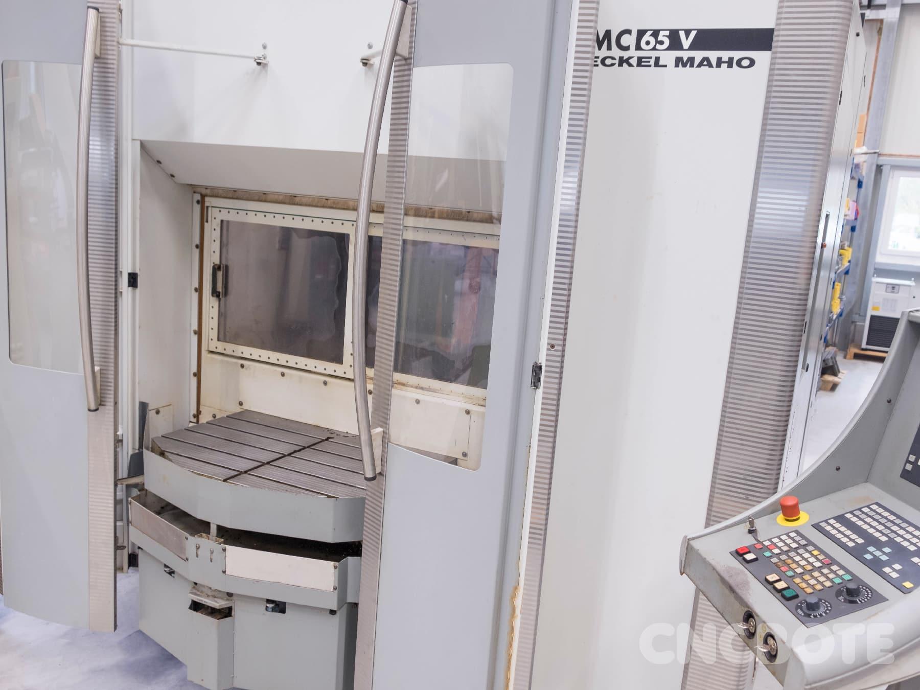 Dmg deckel maho dmc 65v cnc machining center cnc bote for Dmg deckel maho