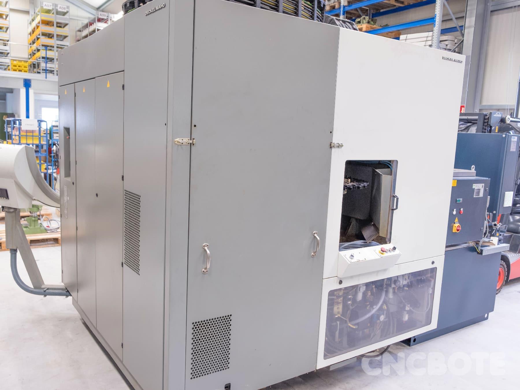 Dmg deckel maho dmc 65v cnc machining center buy used for Dmg deckel maho