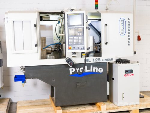 Maier ML 125 Linear tour