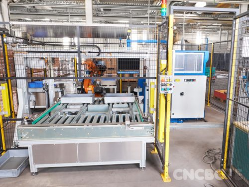 Sistec Lag GBS50R Bending Machine with Kuka Robot - Buy Used From