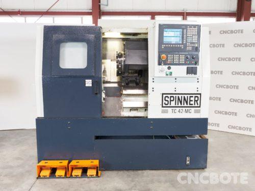 Spinner TC42 MC Drehmaschine