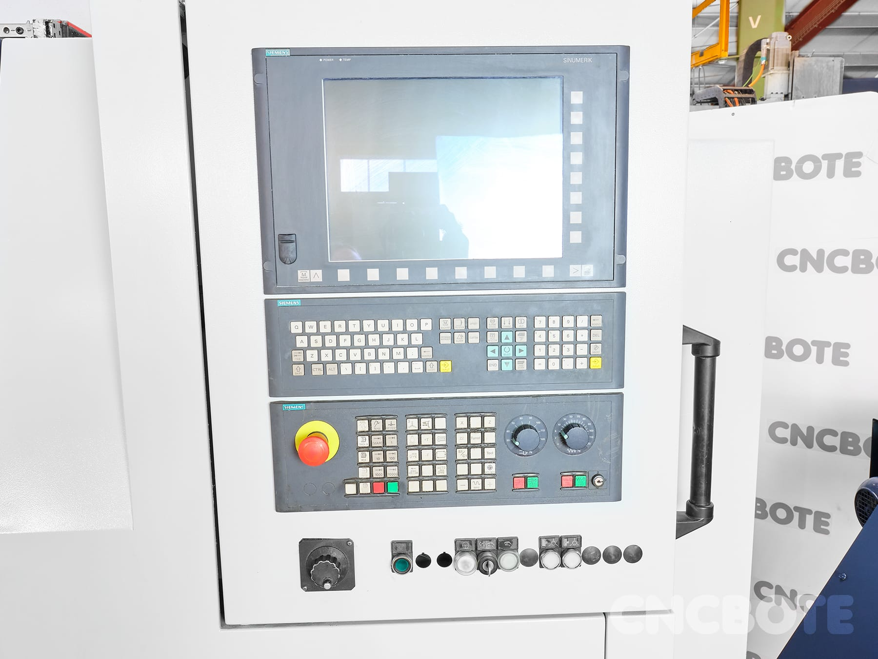 Spinner TC600-65 MC Drehmaschine