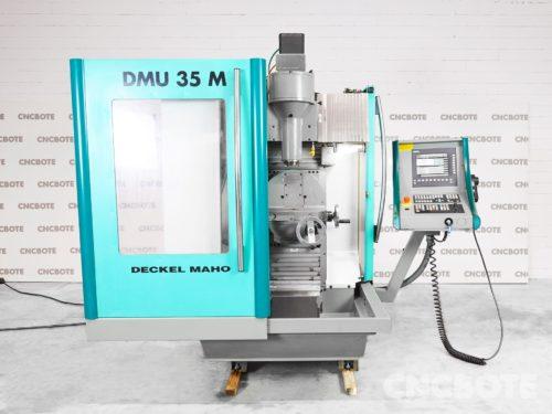 Deckel Maho DMU 35M marógép