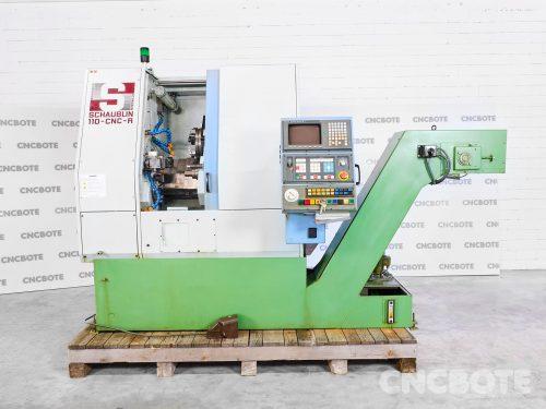 Schaublin 110 CNC-R torno