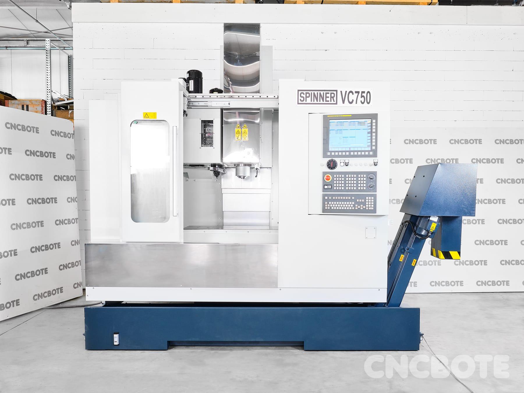 Spinner VC750-XL Bearbeitungszentrum