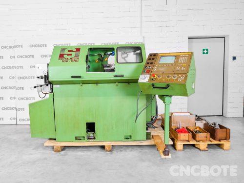 Schaublin 102-CNC torno
