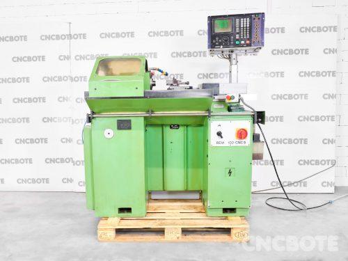 Schaublin REVO-102-CNC-5S Drehmaschine