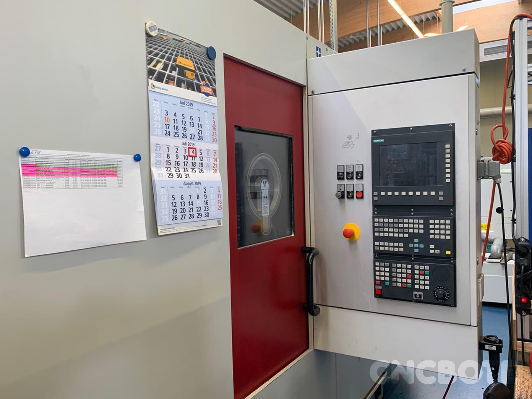 Starrag-Heckert CWK 400D Bearbeitungszentrum