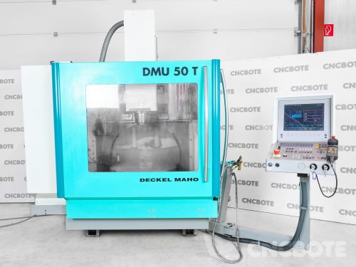 Deckel Maho DMU 50 T Bearbeitungszentrum