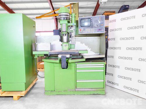 Fehlmann Picomax 51-CNC Fräsmaschine