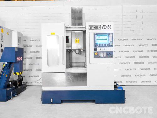 Spinner VC450 Bearbeitungszentrum
