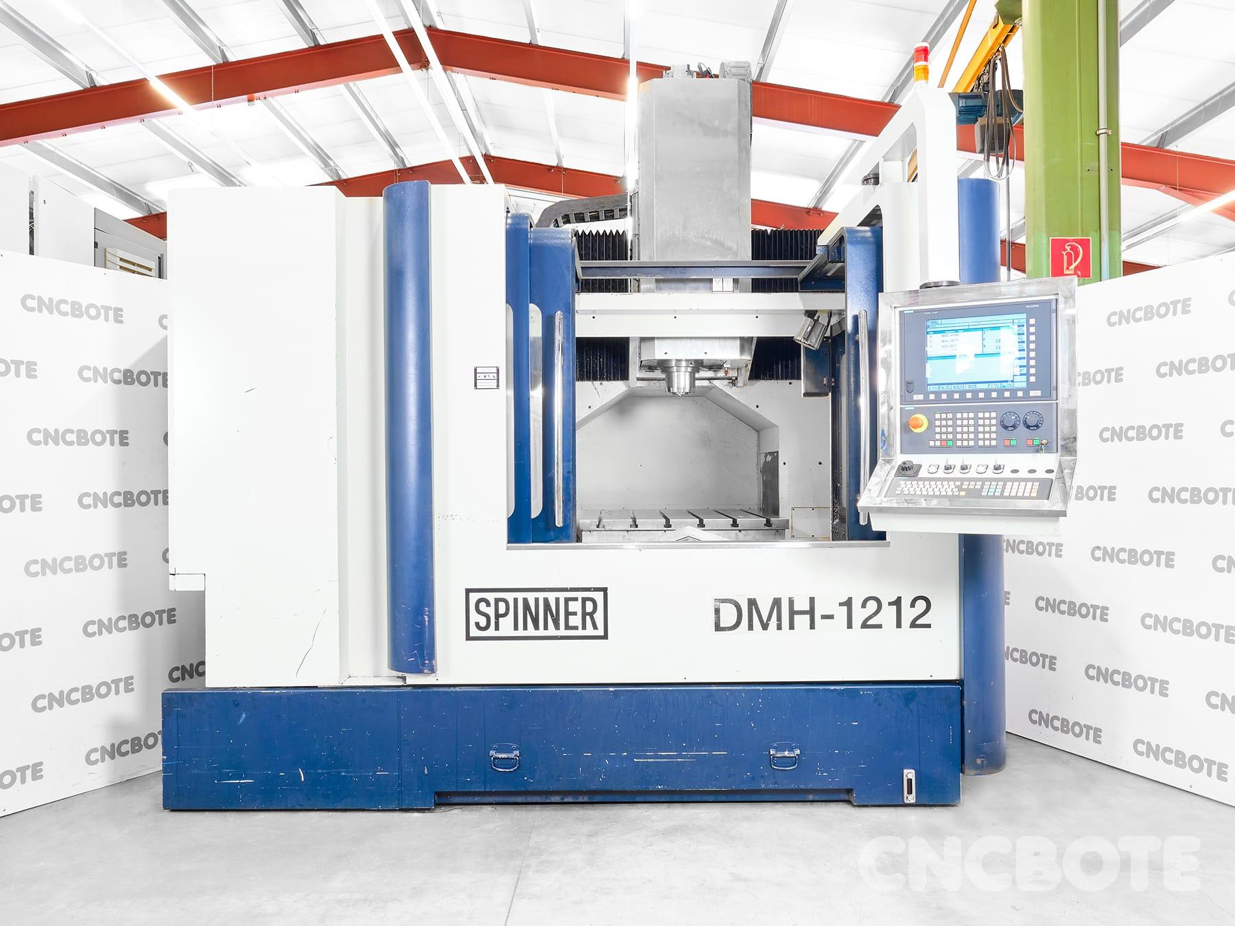 Spinner DMH 1212i Bearbeitungszentrum