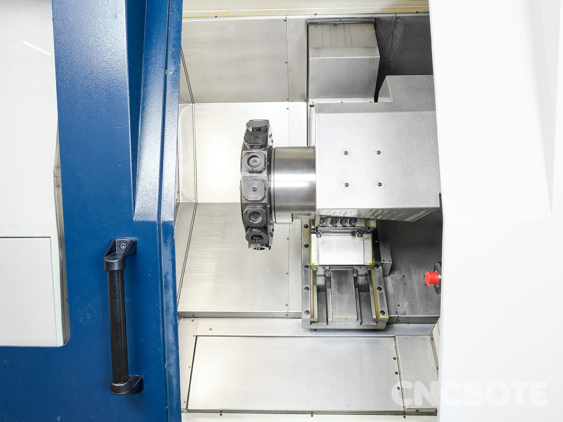 Spinner TC600-65-MCY Drehmaschine