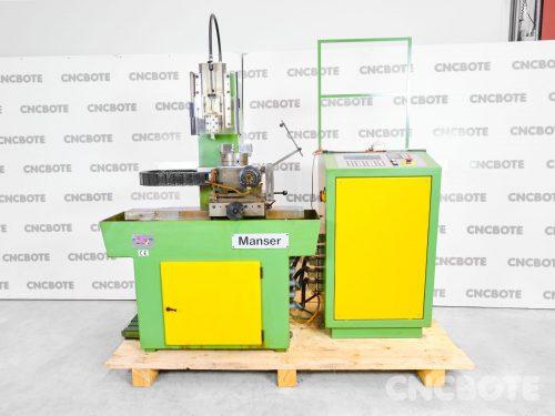 Manser ST80 – CNC Nutenstoßmaschine