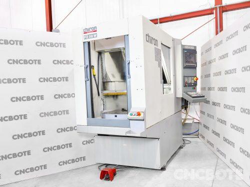 Chiron FZ 08 W Vertikal-Bearbeitungszentrum