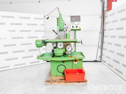 Hermle UWF 800 Werkzeugfräsmaschine