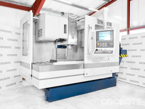 Spinner MVC 1000-A Bearbeitungszentrum