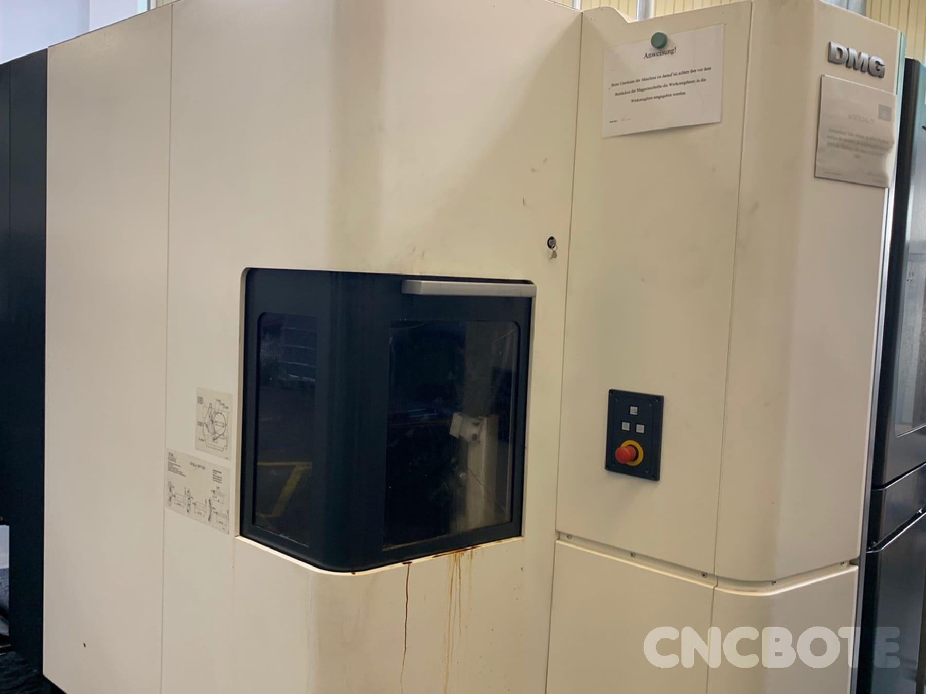 Deckel Maho DMG NHX 4000 Bearbeitungszentrum