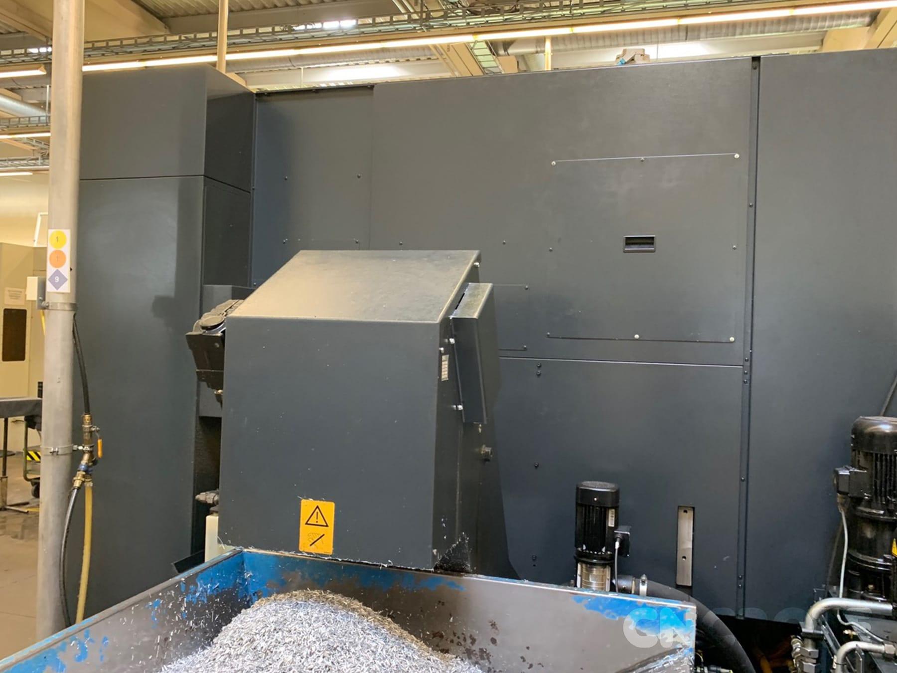 Deckel Maho DMG NHX 5000 Bearbeitungszentrum