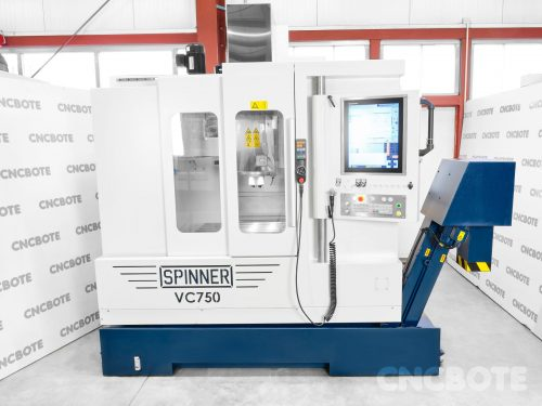 Spinner VC750 Machining Center