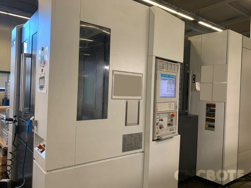 Mori Seiki NH5000DCG/40 Machining Center