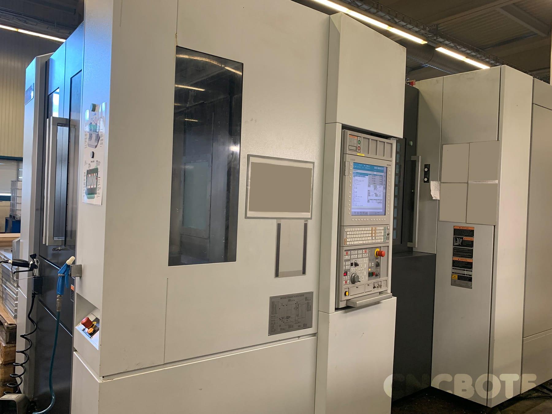 Mori Seiki NH5000DCG/40 Bearbeitungszentrum
