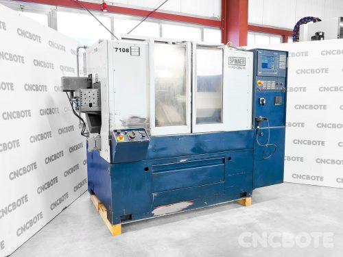 Spinner PD-CNC Drehmaschine