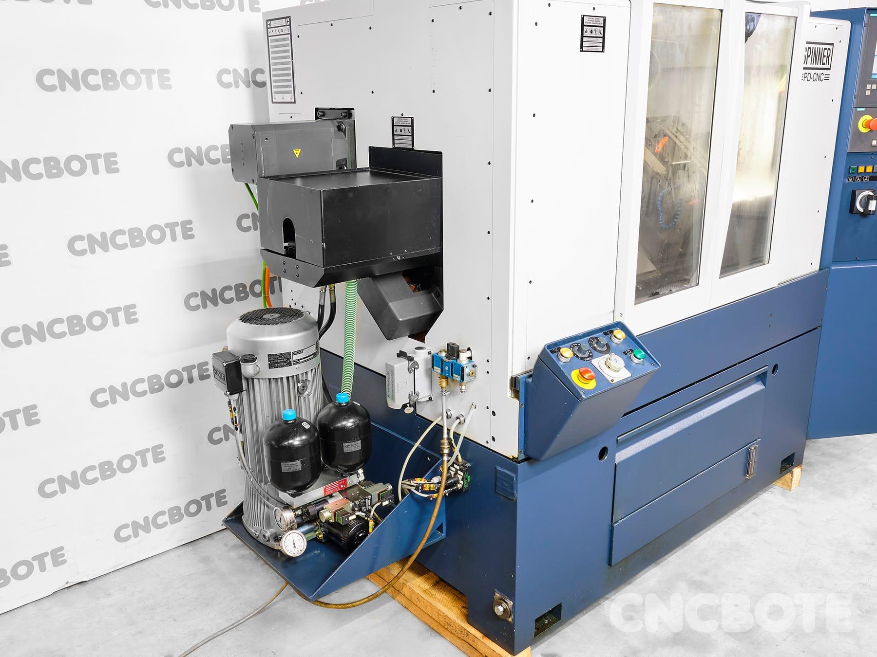 Spinner PD/C-SMC-V3 Drehmaschine