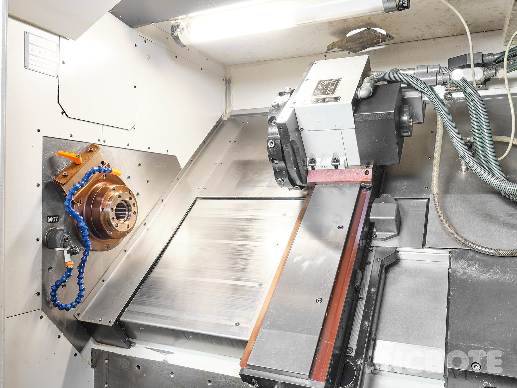 Spinner PD-CNC torno