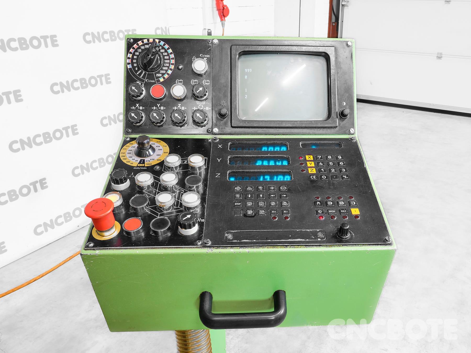 Maho MH 600 P marógép