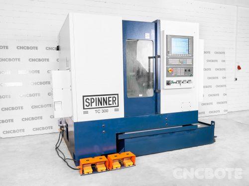 Spinner TC300-52 SMCY esztergagép