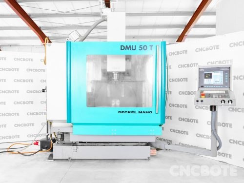 Deckel Maho DMU 50 T Machining Center