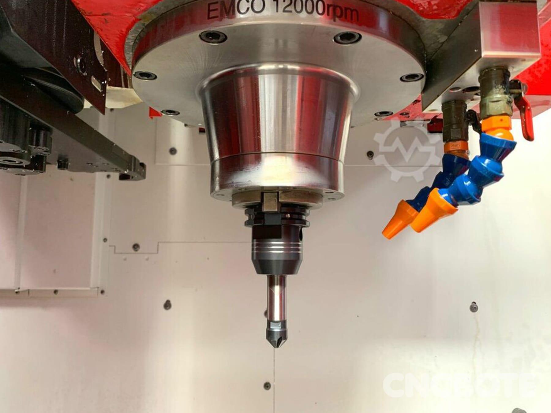 Emco Concept Mill 450 Bearbeitungszentrum