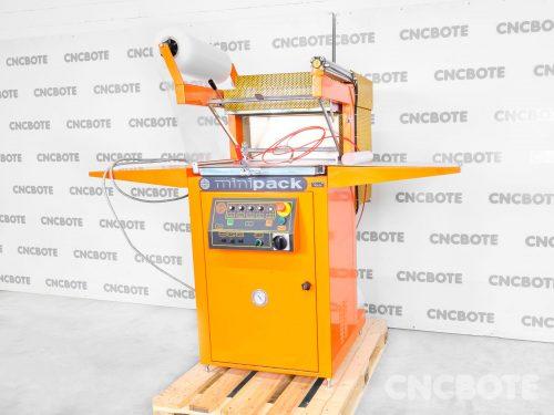 Mini Pack Vakuum Einschweißmaschine