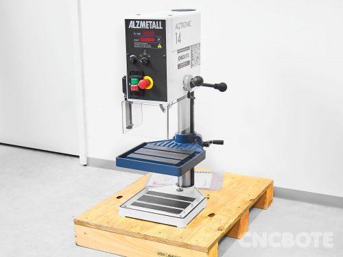 Alzmetall Alztronic 14 Tischbohrmaschine