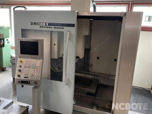 Deckel Maho DMC 835V Bearbeitungszentrum