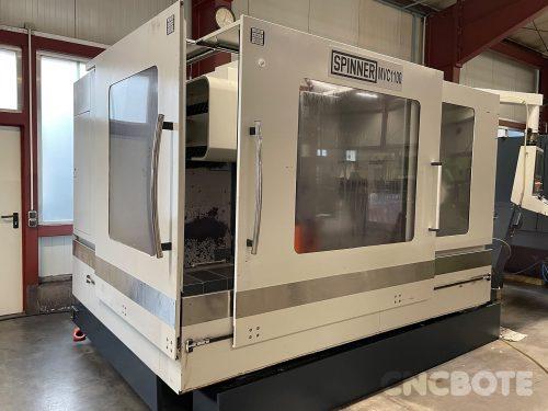 Spinner MVC 1100-A V3.1 Bearbeitungszentrum
