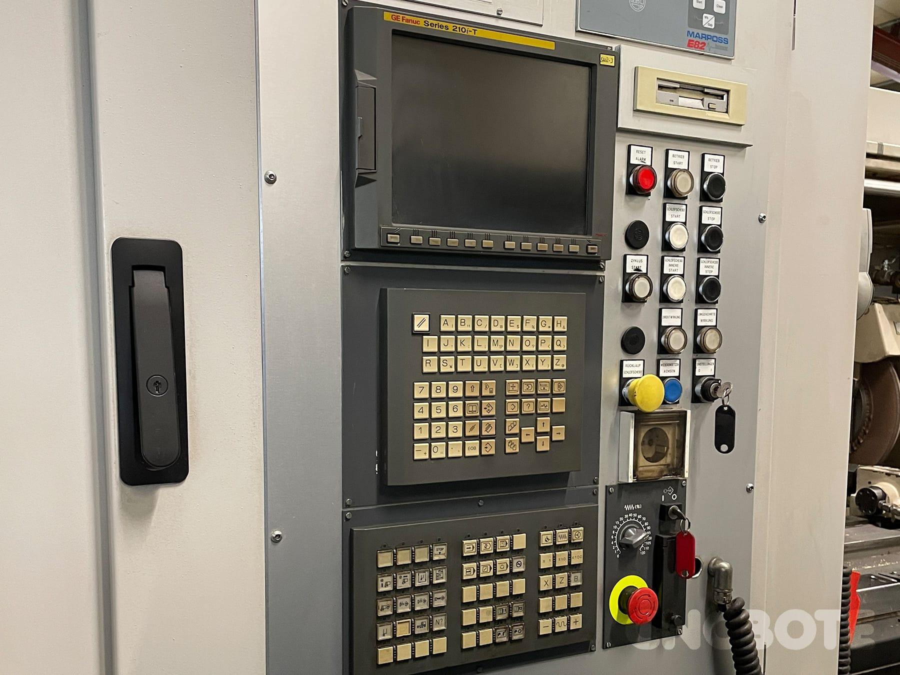 Danobat G-51-1800-B4 Rundschleifmaschine
