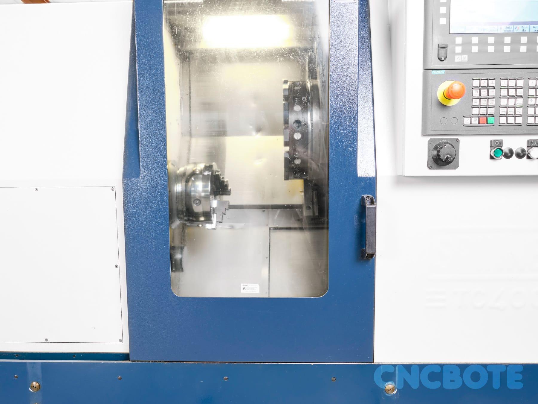 Spinner TC400-52 MC torno