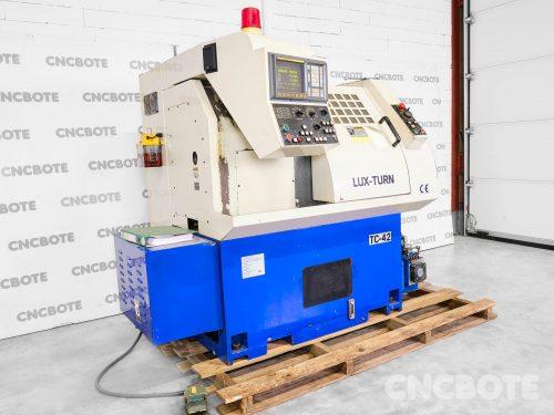Richter CNC Systeme Lux-Turn TC42 tokarka
