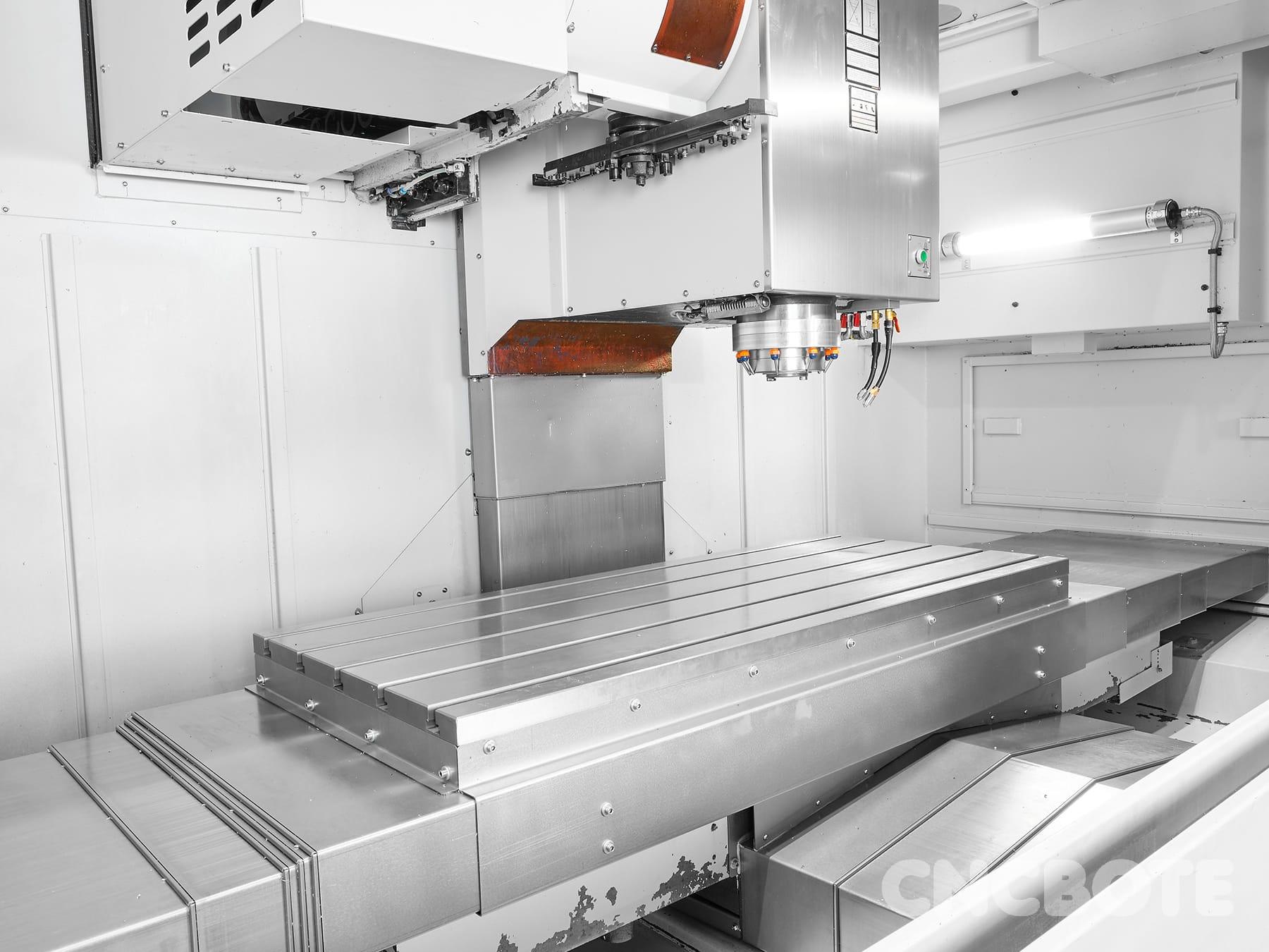Spinner MVC 1300 Bearbeitungszentrum