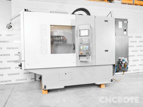 Chiron FZ 15W megmunkáló központ