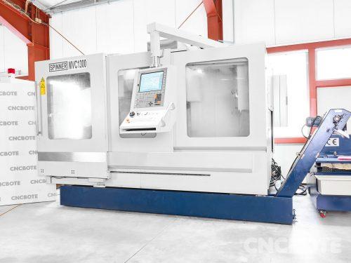 Spinner MVC 1300 centro de maquinação
