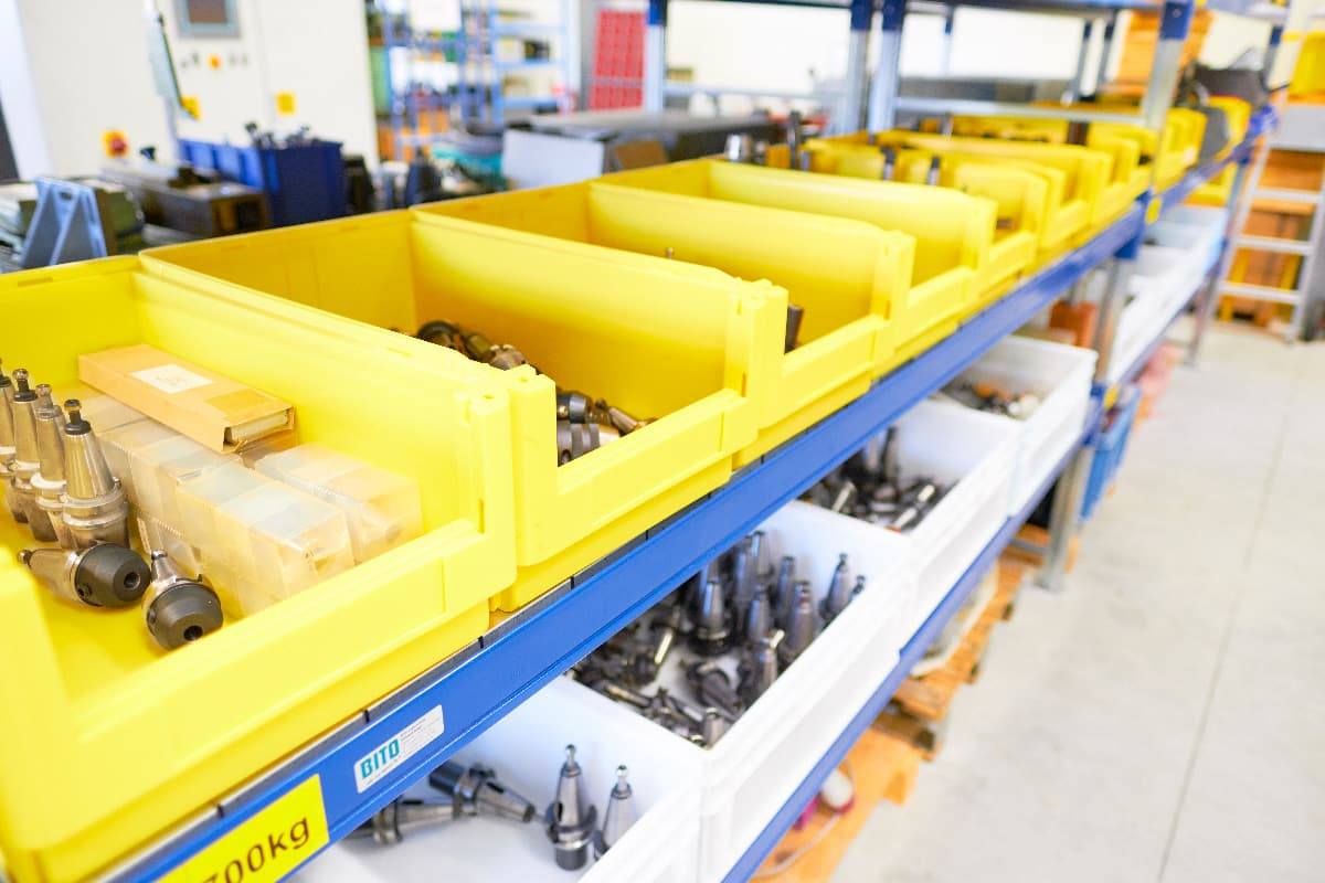 Werkzeuge für die Metallbearbeitung